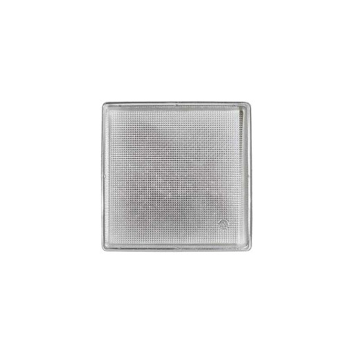 Tray, Square, Silver, 3 oz., Single Cavity, 3-1/2 x 3-1/2 x 1